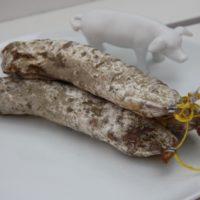 Franse droge worst - Gedroogde worst met eend - Saucisson au Canard, 180g - Auvergne - 2931021