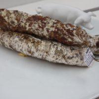 Franse droge worst - Gedroogde worst met piment - Saucisson au Piment, 180g - Auvergne - 2931012