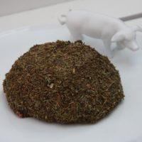 Franse droge worst - gedroogd bolletje worst met  tijm en rozemarijn  - Galet du Torrent aux Herbes - Auvergne - 5711032
