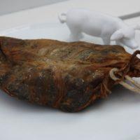 Franse droge worst - gedroogde en gerookte schouderham - Noix d'epaulle d'Espagne fumée - 5711018
