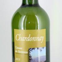 Franse wijn - witte wijn - Coteaux des Baronnies Chardonnay - Nyons - 3631018