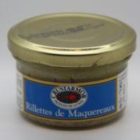Makreel rillettes - Rillettes de maquereaux 90g - Bretagne - 0231005
