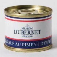 Franse pâté - Baskische pâté met piment - pâté Basque au Piment Espelette, 70g - Landes - 5931005