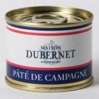 Franse pâté - boeren pâté - pâté de Campagne, 70g - Landes - 5931004