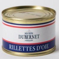 Franse pâté - ganzen rillettes - rillettes, d'oie, 70g - Landes - 5931002