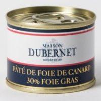 Franse pâté - pâté van eendenlever met 30% foie gras - pâté de foie de canard 30% foie gras, 70g - Landes - 5931011