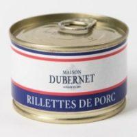 Franse pâté - varkens rillettes - rillettes de porc, 70g - Landes - 5931003