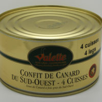 Warme maaltijd - Confit de Canard 4 cuisses - Périgord - 3831034